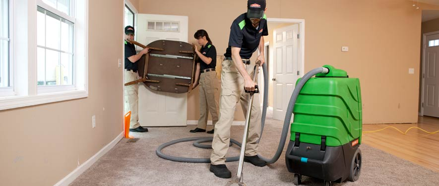 Port Huron, MI residential restoration cleaning